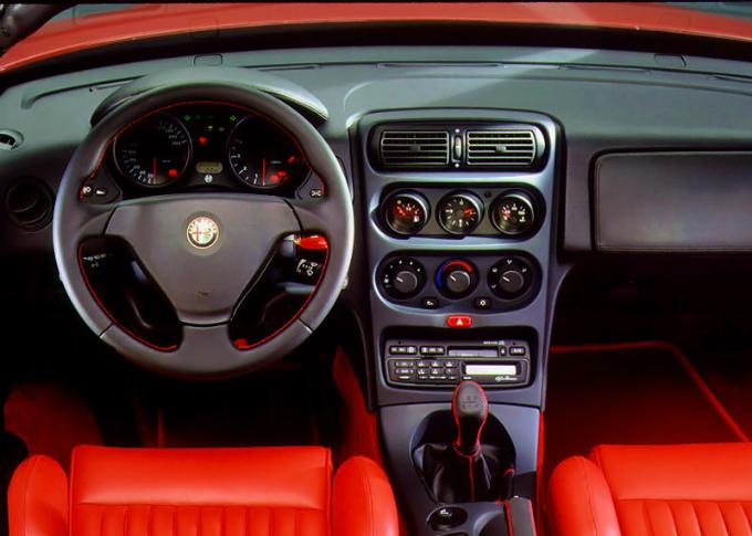 アルファロメオ GTV 1995