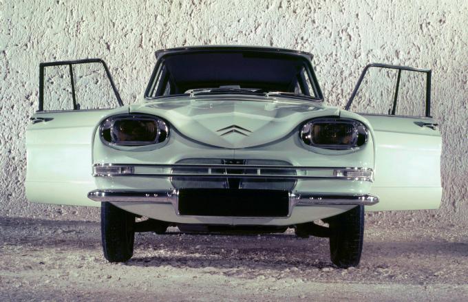 シトロエン アミ6 1961