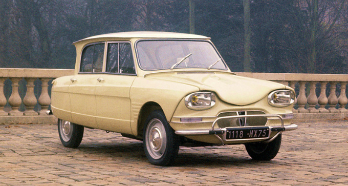 シトロエン アミ6/8 (1961-1976)...