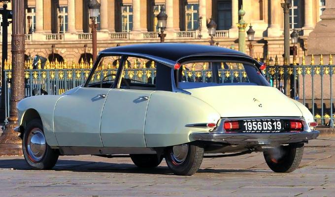 シトロエン DS 1955