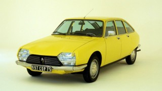 シトロエン GS ('70-'86):ロータリー搭載もあった大衆車