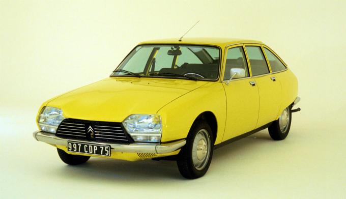 シトロエン GS Special 1970