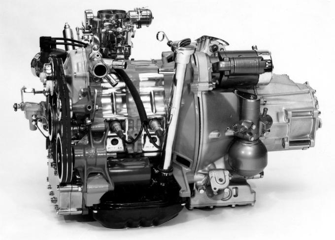 シトロエン GS Birotor 1973