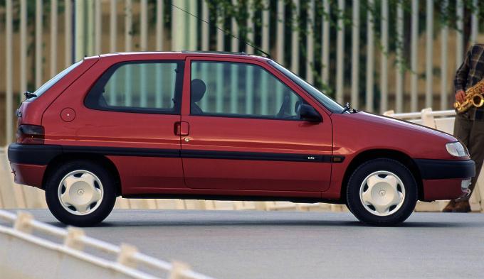 シトロエン サクソ3Dr 1996