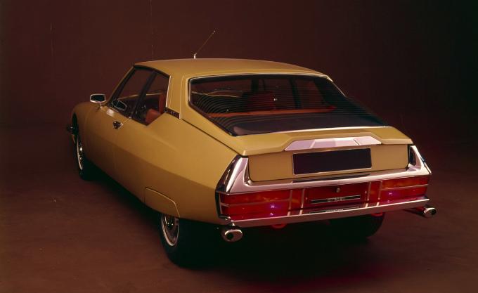 シトロエン SM 1970