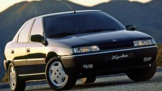 シトロエン エグザンティア ('93-'01):ハイドローリック・システムを踏襲したBXの後継モデル [X1/2]