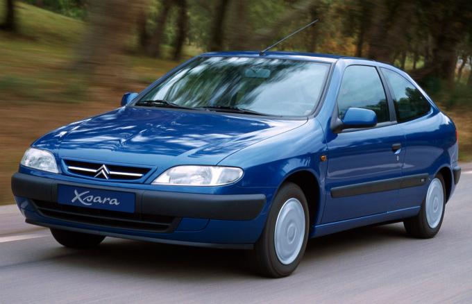 シトロエン クサラ Coupe 1997