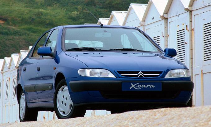 シトロエン クサラ Hatchback 1997