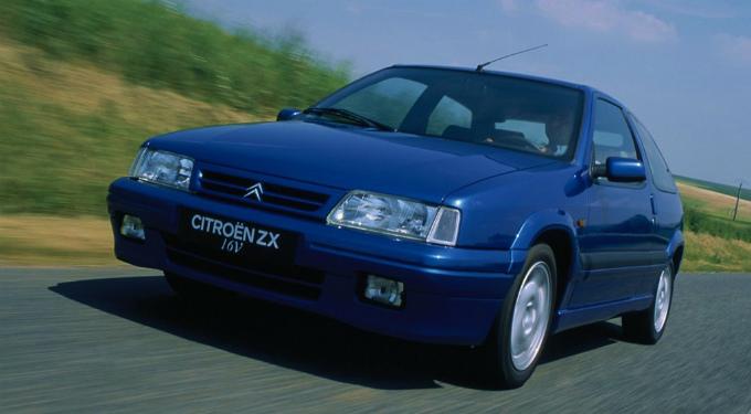 シトロエン ZX 3Dr 1991