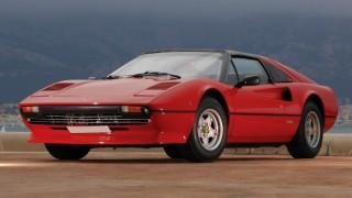 フェラーリ 308GTB/GTS ('75-'85):2+2の308GT4がベースの2シーター・ピュアスポーツ