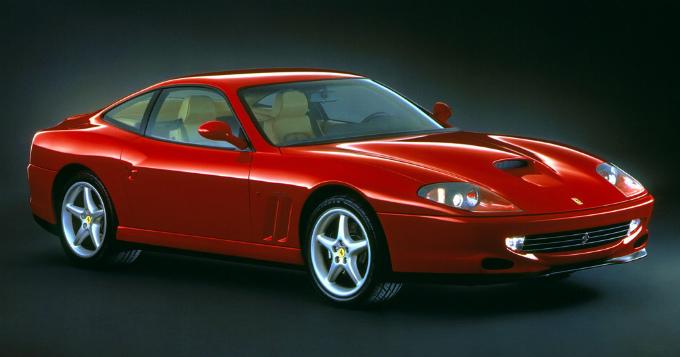フェラーリ 550マラネロ (1996-2001):ミッドシップの512MからFR方式に転換 | ビークルズ