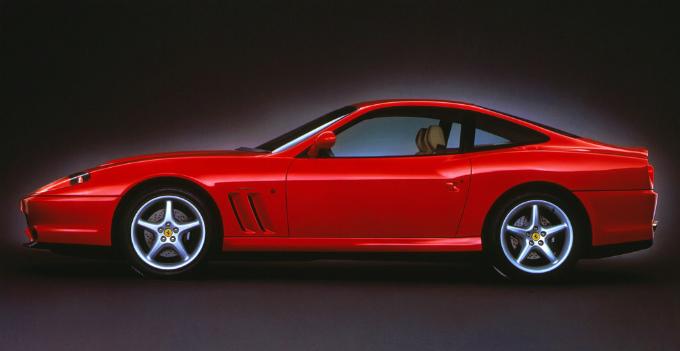 フェラーリ 550マラネロ 1996