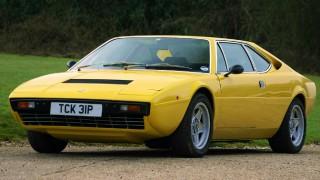 ディーノ 308/208GT4 ('73-'80):246からエンジンを一新すると共に2+2仕様に