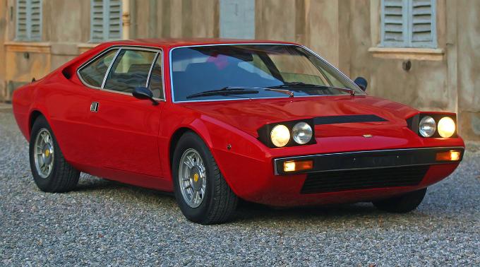 ディーノ 308GT4 1974