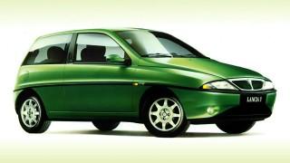 ランチア イプシロン (初代 '96-'02):斬新な内外装デザインが特徴の高級コンパクトカー