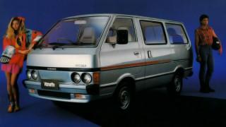日産 バネット (初代 C120 '78-'88):サニーキャブ/チェリーキャブ後継のバン/トラック