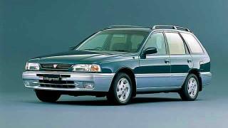 日産 ウイングロード (初代 '96-'99):サニー・カリフォルニア/ADワゴンの後継モデル [Y10]
