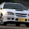 トヨタ カルディナ (2代目 '97-'02):ワゴン専用車となりハイパフォーマス仕様も設定 [T210G/W]