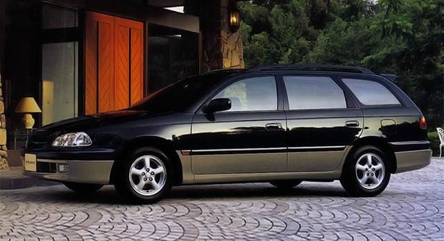トヨタ カルディナ 1997