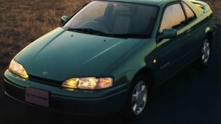 トヨタ サイノス (初代 L40 '91-'95):ターセル/コルサがベースの2ドアクーペとして誕生