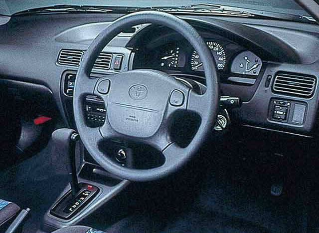 トヨタ サイノス 1995