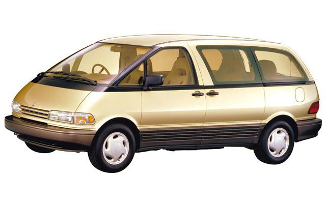 Toyota estima 1990 2