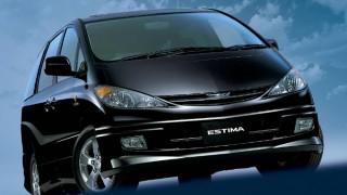 トヨタ エスティマ (2代目 '00-'06):FFに変更、ハイブリッドモデルも用意 [ACR30/40/MCR30/40/AHR10]