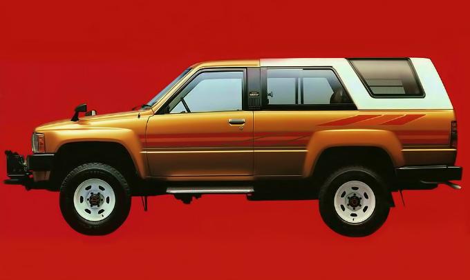トヨタ ハイラックス・サーフ 1984