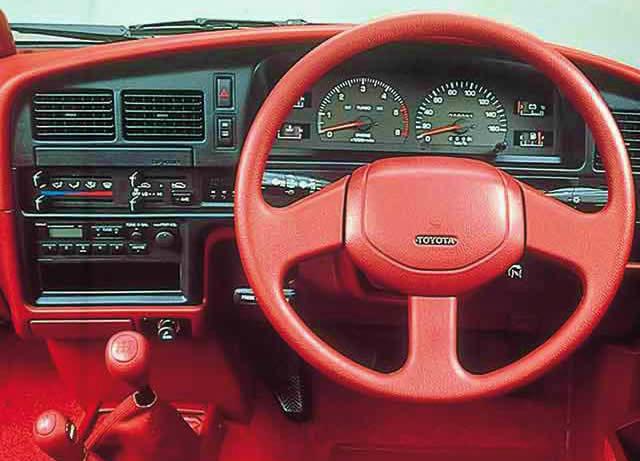 トヨタ ハイラックスサーフ 1989