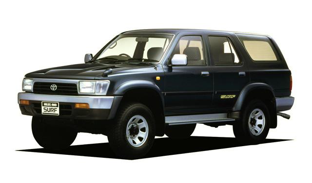 トヨタ ハイラックスサーフ 1992