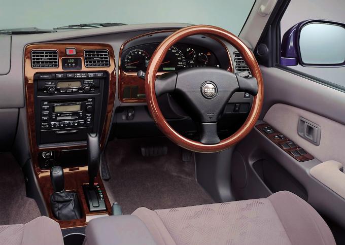 トヨタ ハイラックスサーフ 1995