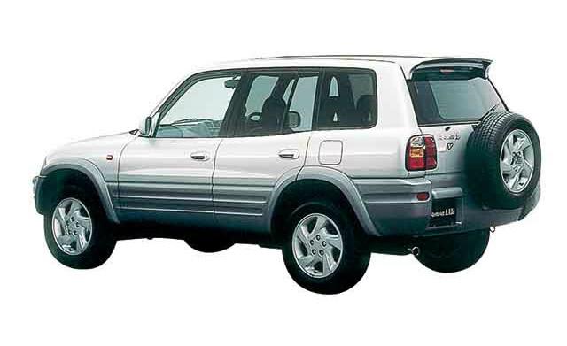 トヨタ RAV4 1997