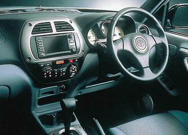 トヨタ RAV4 2000