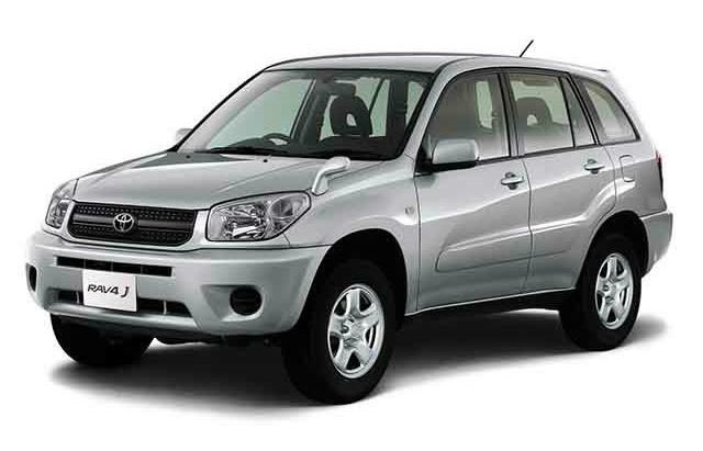 トヨタ RAV4 2003
