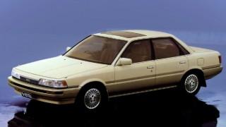 トヨタ ビスタ (2代目 '86-'90):エンジンを刷新すると共に4ドアハードトップを設定 [V2]