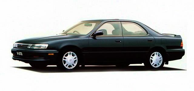 トヨタ ビスタ ハードトップ 1990