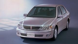 トヨタ ビスタ/アルデオ (5代目 '98-'03):カムリとの姉妹関係を解消し初のワゴンも設定 [V5]