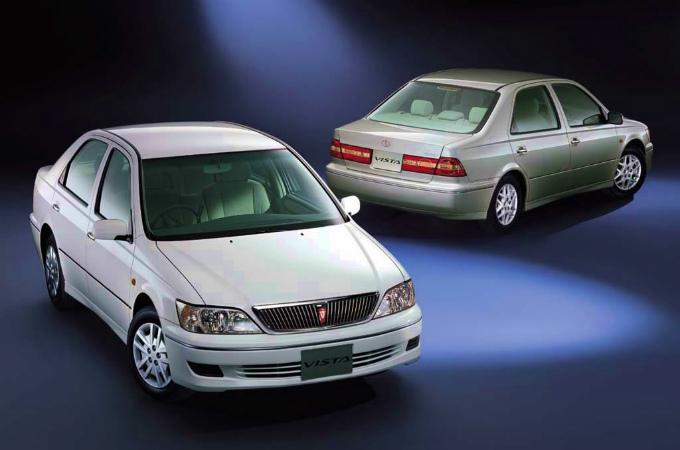 トヨタ ビスタ 1998