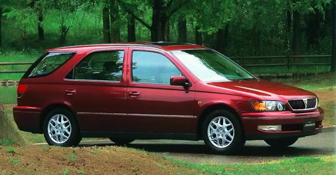 トヨタ ビスタ アルデオ 1998  (出典:favcars.com)