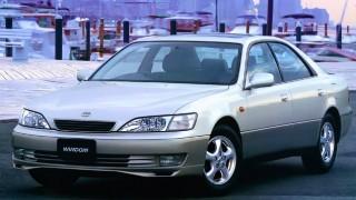 トヨタ ウィンダム (2代目 '96-'01):パワートレインを刷新し燃費性能を改善 [MCV20/21]