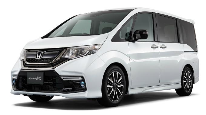 ホンダ ステップワゴン Modulo X 2016
