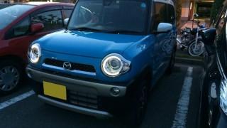 マツダ フレアクロスオーバーXTの口コミ評価:新車購入インプレッション