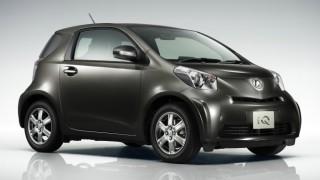 最小回転半径の小さい車、大きい車