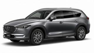 マツダ 新型CX-8/ディーゼル値引き2017年12月-納期/実燃費/価格の評価